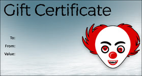 Gift Certificate Template Halloween 05