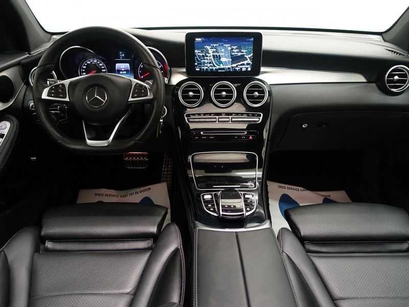 Mercedes-Benz GLC 250 4MATIC 211PK AMG Edition, Panoramdak, Leer, 48dkm ! afbeelding 3