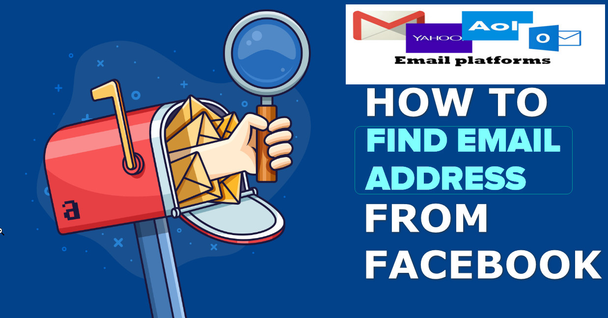 How To Find Emails From Facebook