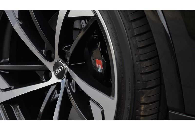 Audi SQ7 4.0 TDI 435pk quattro 7p Panoramadak, BOSE, Massage, Ruitstiksel, Trekhaak afbeelding 7