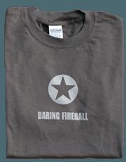 Daring Fireball Tee