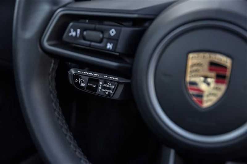 Porsche 911 4S SPORTDESIGN+LIFTSYST.+GLAS DAK+4WSTURING NP.219K afbeelding 19