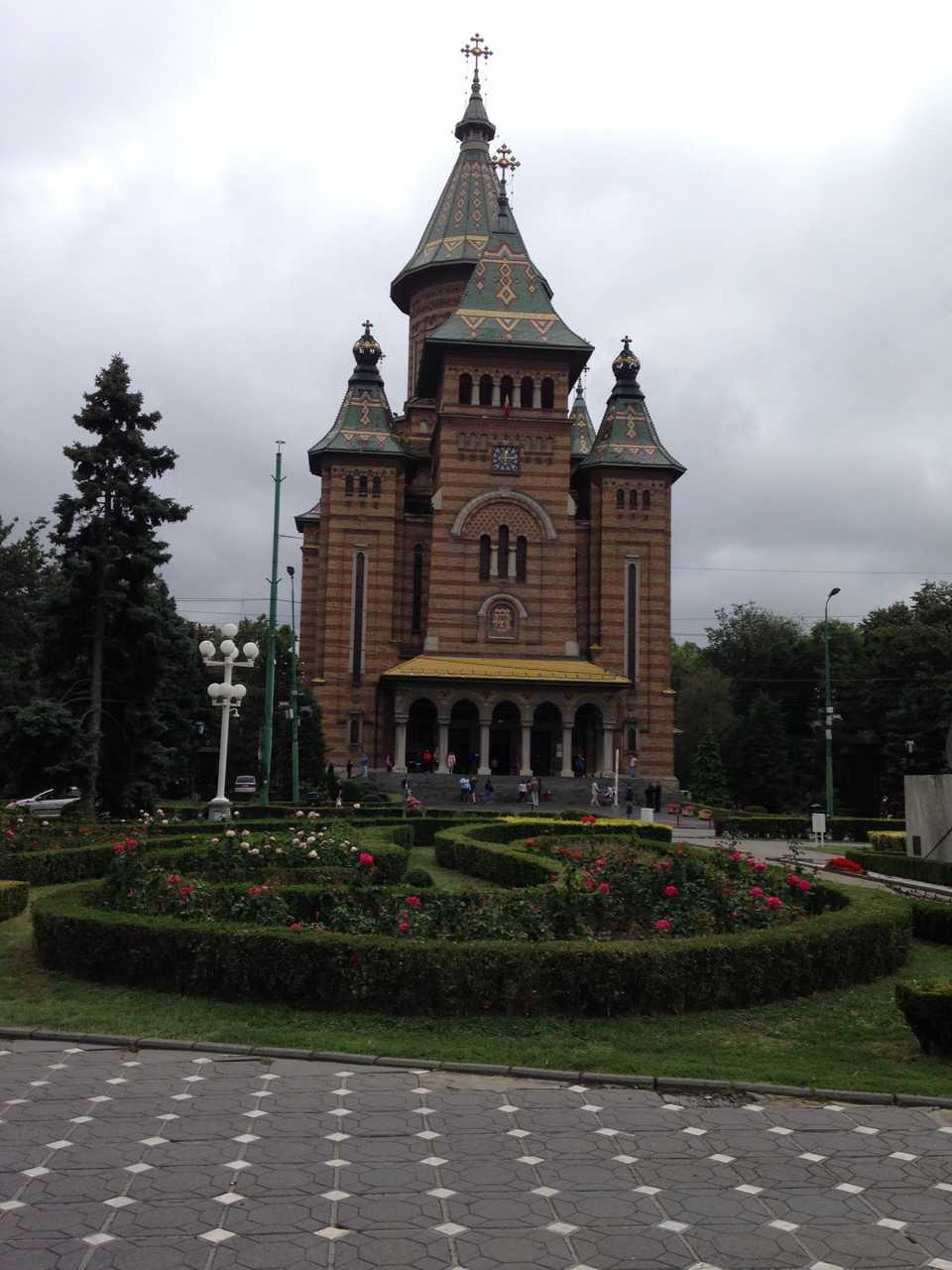 featured image thumbnail for post Trip to Romania - Timisoara