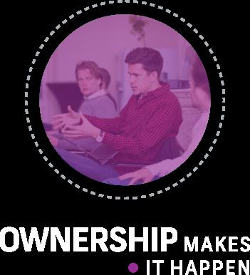Ownership makes it happen
