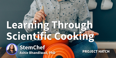 featured image thumbnail for post Teaching Young Ones to Love Math and Science Through Culinary Experiments