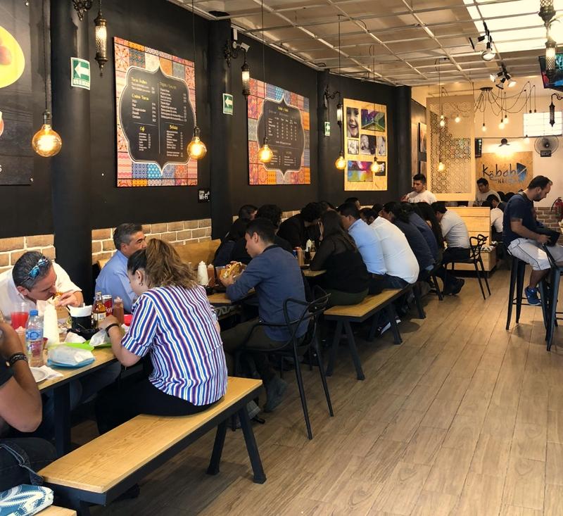 KëbabNation Restaurante de Comida Árabe 2
