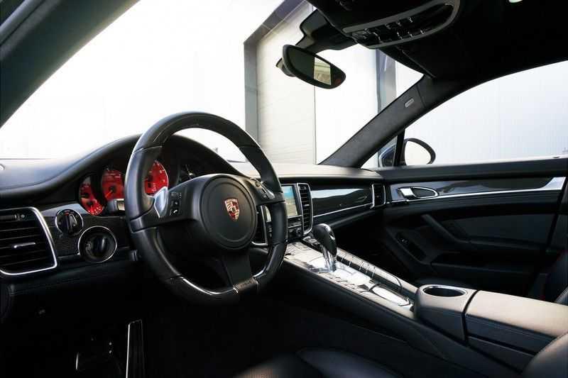 Porsche Panamera 4.8 Turbo *PCCB *Carbon afbeelding 6
