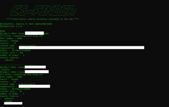 How hackers can find your exposed Elasticsearch clusters using Shodan!