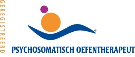 psychosomatische oefentherapie