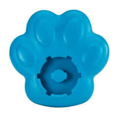 Refillable Dog Toy - Paw Print