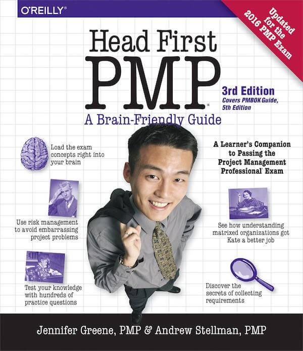Book Review - Head First PMP, Third Edition