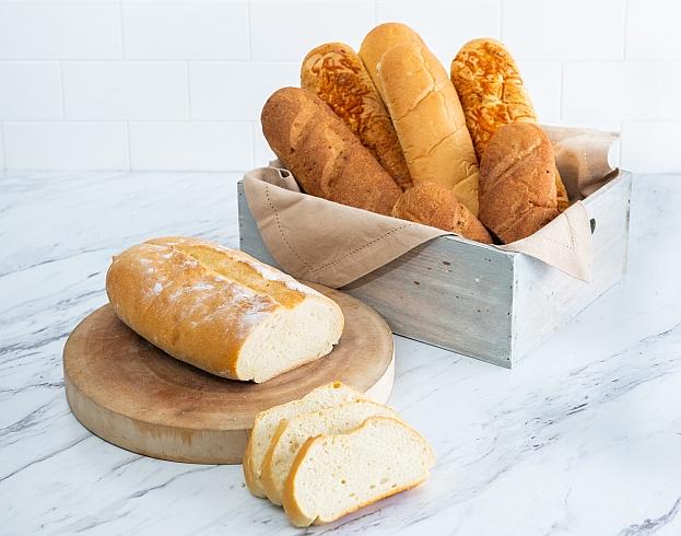 frozen breads