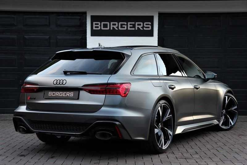Audi RS6 AVANT EXCLUSIVE+B&O.ADVANCED+DYNAMIC-PLUS+CARBON afbeelding 4