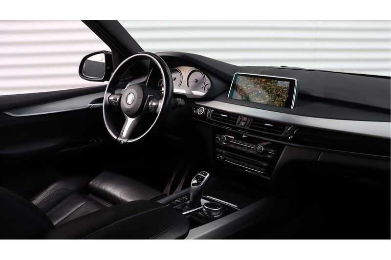 BMW X5 xDrive40d High Executive M Sport 7p. Panoramadak, Head-Up display, Harman/Kardon afbeelding 9