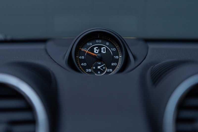 Porsche 718 Cayman GT4 4.0, 420 PK, RacingGelb, Sport/Chrono, Camera, 18/Way, 2900 KM, 2020, BTW!! afbeelding 10
