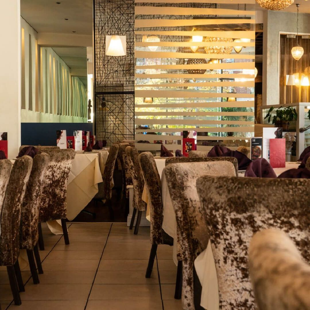Dining area of Thai Edge Leeds