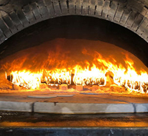 Wood Fired Pizzapie