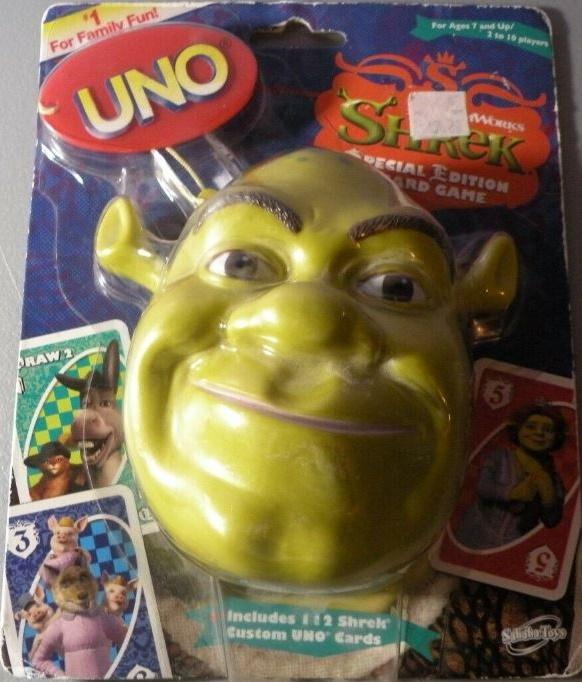 Shrek Uno