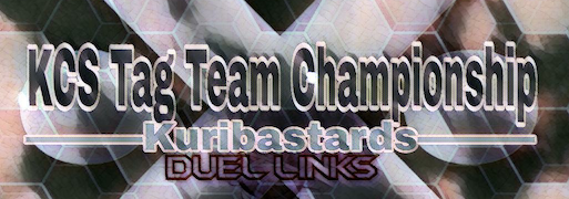 KCS Tag Team Championship | YuGiOh! Duel Links Meta
