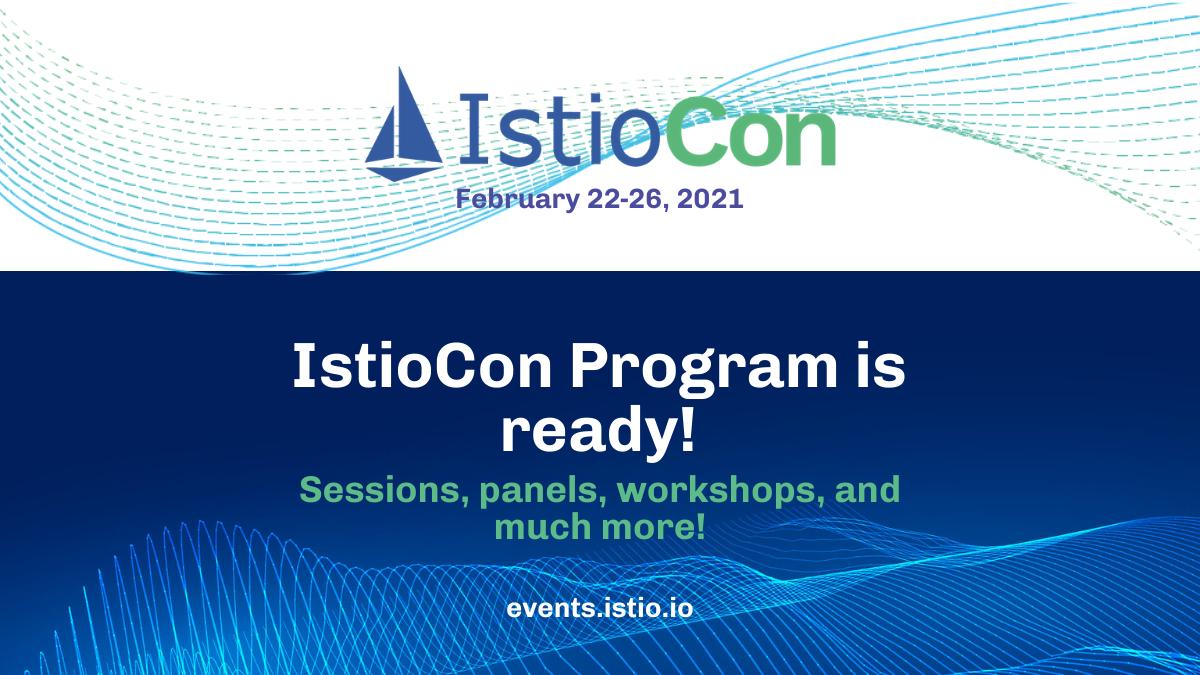IstioCon logo