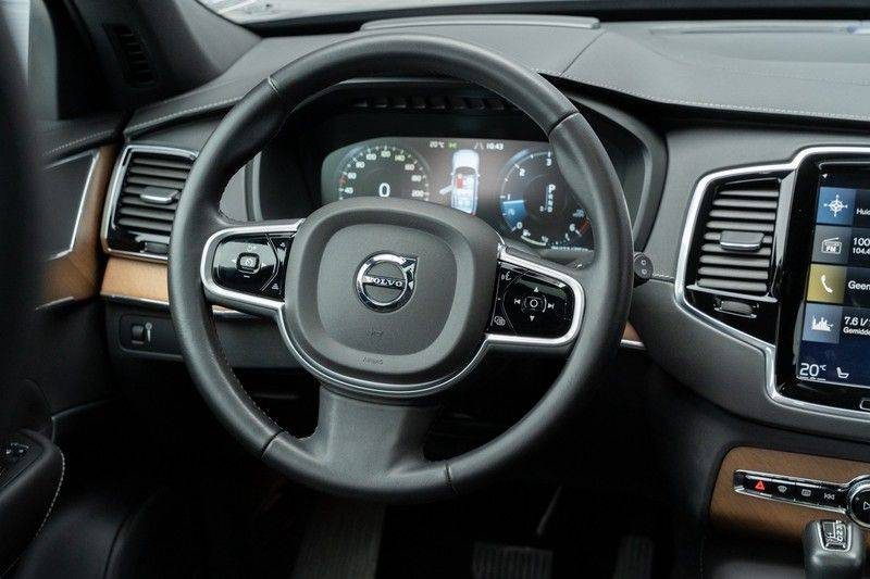 "Volvo XC90 2.0 D4 190pk AWD Inscription 7-pers. Pano Leer Camera 21"" afbeelding 19"