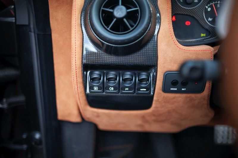 Ferrari F430 4.3 V8 Scuderia Spider 16M afbeelding 20