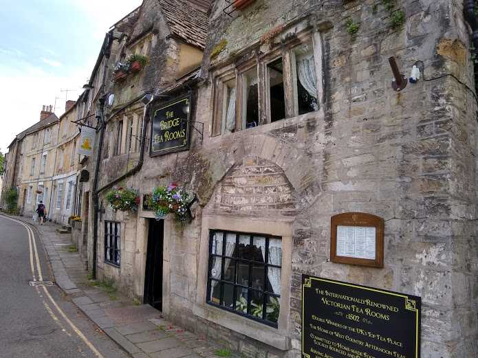 featured image thumbnail for post Bradford-on-Avon food festival