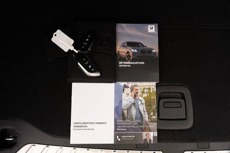 BMW iX3 High Executive Trekhaak Direct leverbaar afbeelding 7