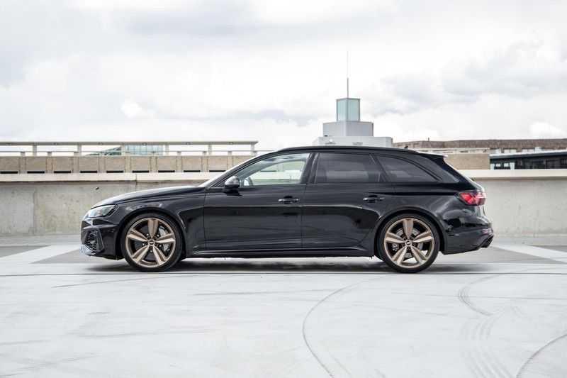 Audi A4 Avant 2.9 TFSI RS4 quattro   450PK   Style pakket Brons   Keramische remschijven   RS Dynamic   B&O   Sportdifferentieel   280 km/h Topsnelheid   afbeelding 6