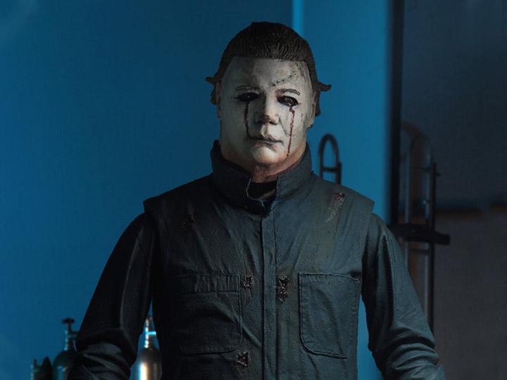 Neca Halloween II Ultimate Michael Myers 7 Inches Action Figure
