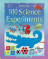 Usborne 100 science experiments by Georgina Andrews