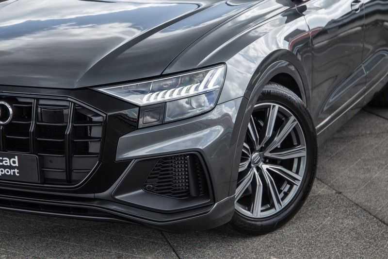 Audi Q8 4.0 TDI SQ8 quattro | 435PK | Sportdifferentieel | B&O | Alcantara hemel | Assistentiepakket Tour & City | Vierwielbesturing afbeelding 13
