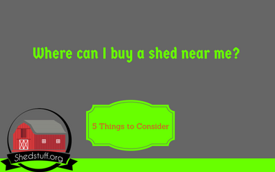 shedstuff homepage image of tuff shed