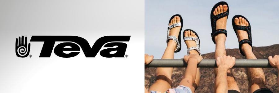 Teva vs. Chaco - Sandals