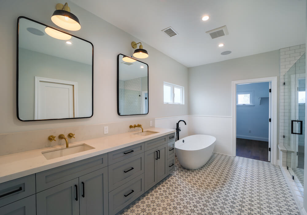 Custom Bathrooms image