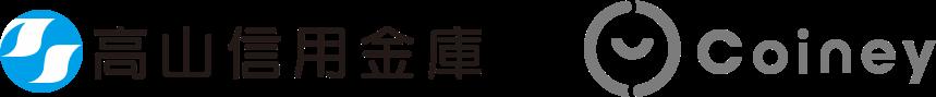 Logo takayama shinkin coiney
