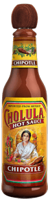 Cholula Chipotle Bottle