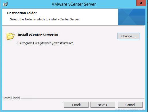 vCenter 5.5 on Windows Server 2012 R2 with SQL Server 2014 – Part 3 - 47