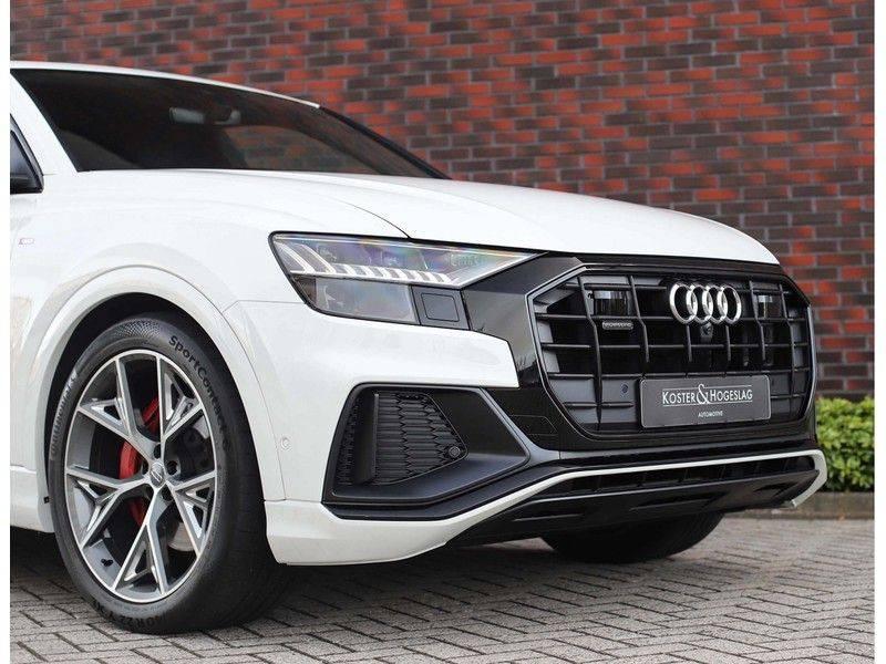 Audi Q8 50TDI Quattro *22'*Pano*B&O*Standkachel*Soft-Close* afbeelding 21