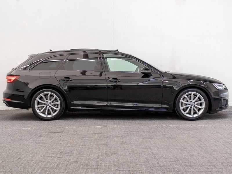 Audi A4 Avant 45 TFSI quattro S edition | 2x S-Line | Panoramadak | B&O Premium Audio | Head-Up Display | Trekhaak | Optiek Zwart | afbeelding 2