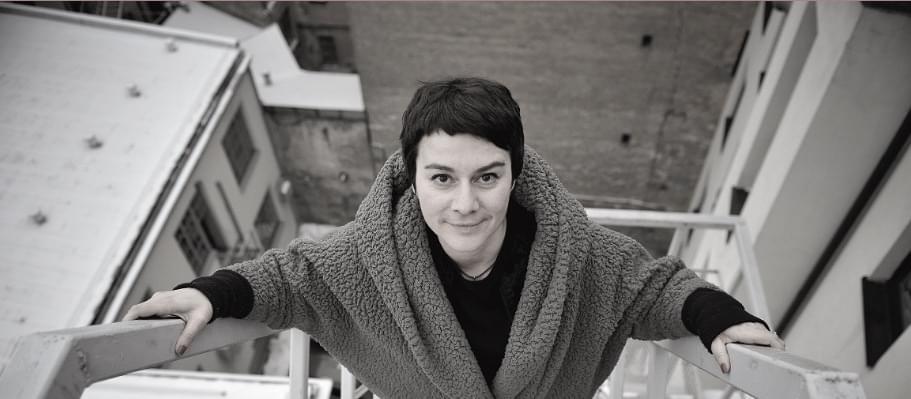 Яна Вагнер. Фото изличного архива