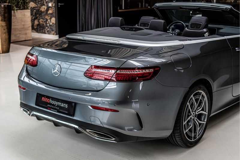 Mercedes-Benz E-Klasse Cabrio 300 AMG   Nieuw Model!   Head-up Display   Memory   Drivers Package   afbeelding 9