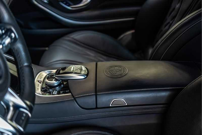 Mercedes-Benz S-Klasse Coupé 63 AMG 4MATIC+ Premium Plus afbeelding 21