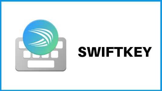 Swiftkey Keyboard - best Keyboard apps