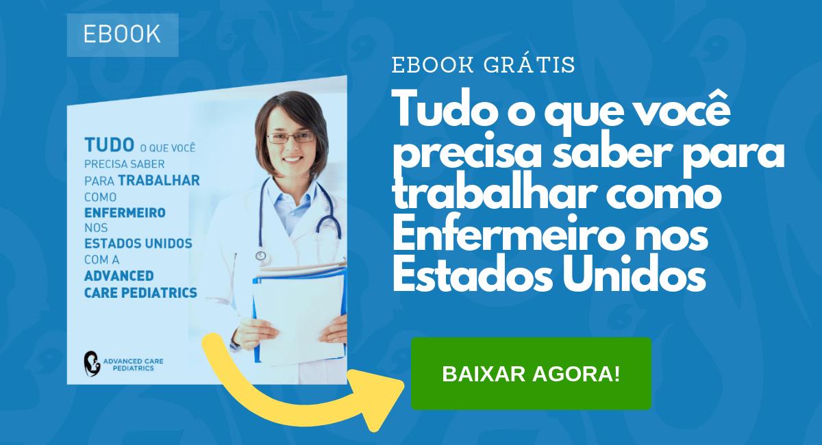 Ebook tudo o que você precisa saber para se tornar enfermeiro nos Estados Unidos