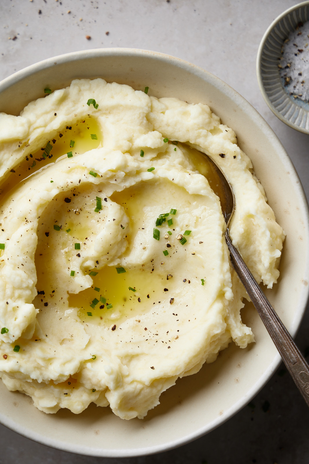 Simple Creamy Mashed Potatoes