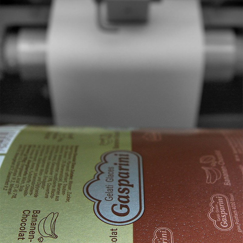 Lutcher Verpackungsmaschine
