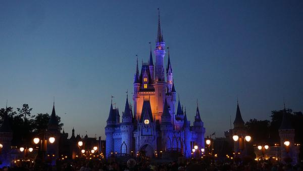 hotel Disneyland castillo Disney