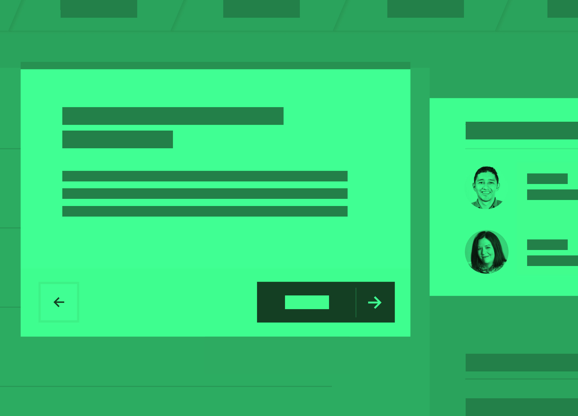 Green Card Dashboard thumbnail