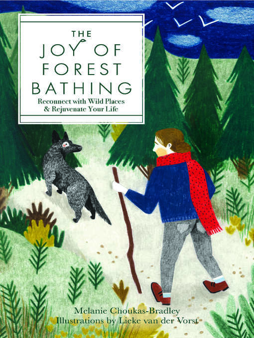 Joy of Forest Bathing cover